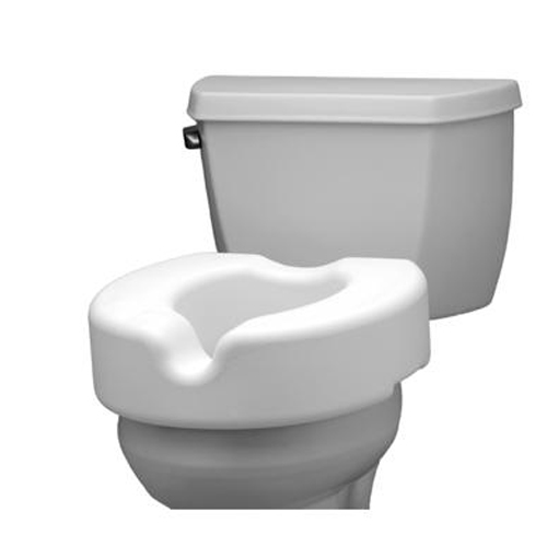 Brilliant Raised Toilet Seat Bay City Medical Supplies Ibusinesslaw Wood Chair Design Ideas Ibusinesslaworg