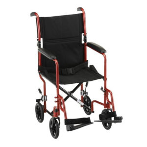 Steel Transport Chairs