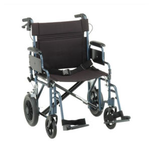 Transport Chairs with Hand Brakes